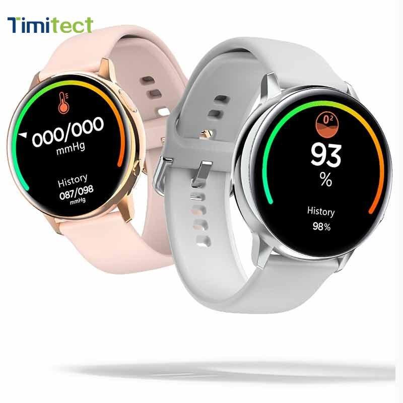 Pulsera inteligente SG2 con pantalla redonda, ritmo cardíaco, presión arterial, resistente al agua, deportes, reloj para hombre, pulsera, carga inalámbrica