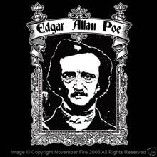 Edgar Allan Poe Spirits of the Dead Tell-Tale Heart Gothic Poetry Shirt NFT272
