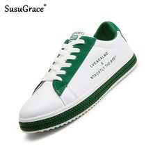 Susugrace Luxury Men Casual Sneakers Outdoor Non-slip Lace-up Male Sneakers New Breathable Men Walki