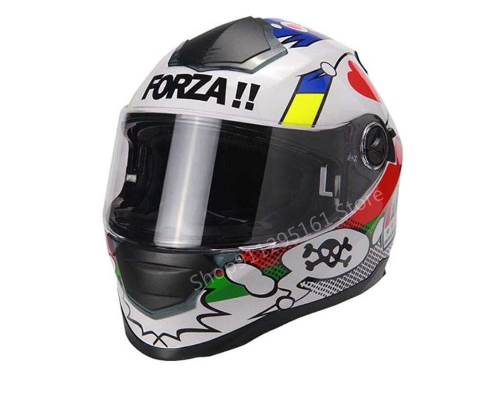 Бесплатная доставка, мотоциклетный шлем с двойным козырьком на все лицо, шлем с откидной крышкой, женские шлемы для гонок защита на прогулке cherrymom шлем для защиты головы млечный путь