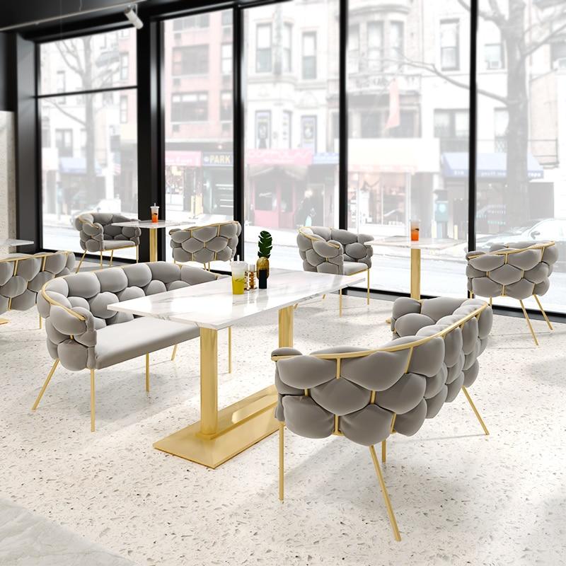 Настраиваемый стол для переговоров и стул, комбинированный стол для ресторана, бара, кофейни, одиночные двойные диваны, гостиничный стол и с...