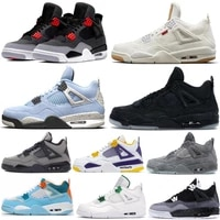high 4s basketball shoes 4 man union what the%c2%a0black cat sports mens lightning%c2%a0white cement pure money sports sneakers us 7 12