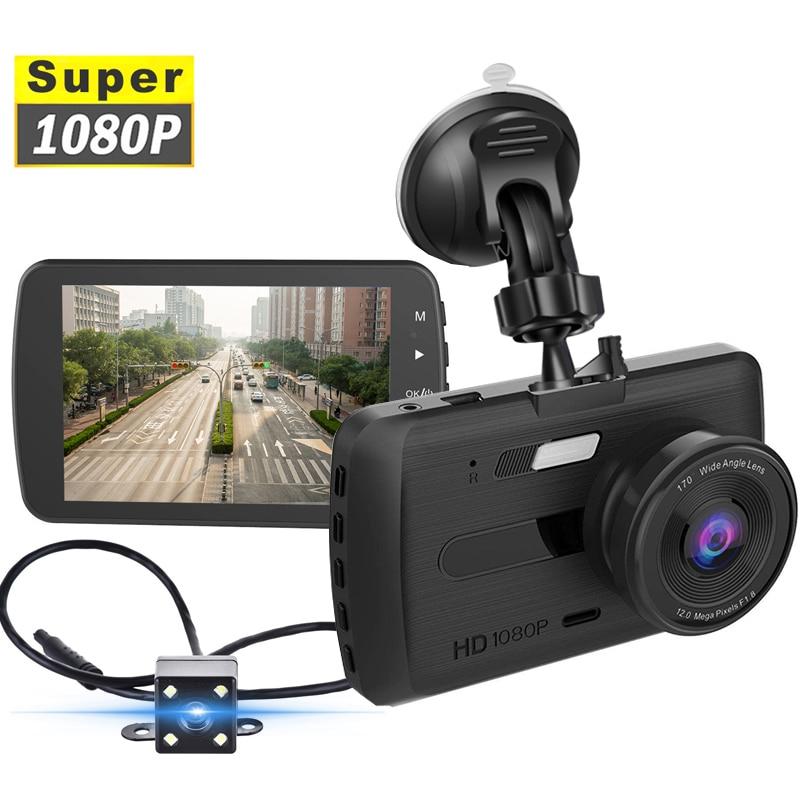 Full 1080P видеорегистратор, видеорегистратор, Автомобильный видеорегистратор, видеорегистратор, камера, видеорегистратор, широкий угол 170 °, ц...