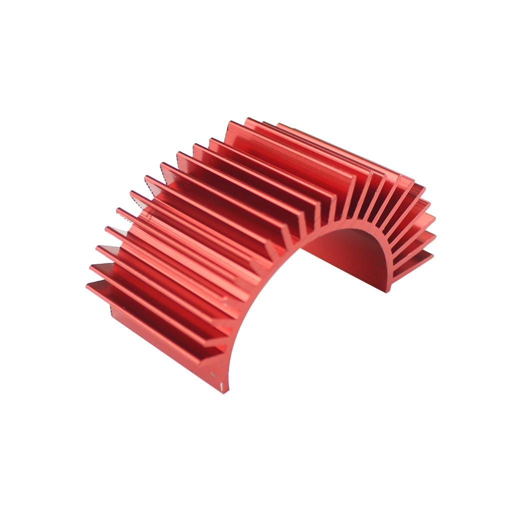Radiador de Motor para coche Wltoys 540/12428/a959-b/k929-b/a969-b/a979-b, radiador hueco para coche a control remoto, actualización de 12423