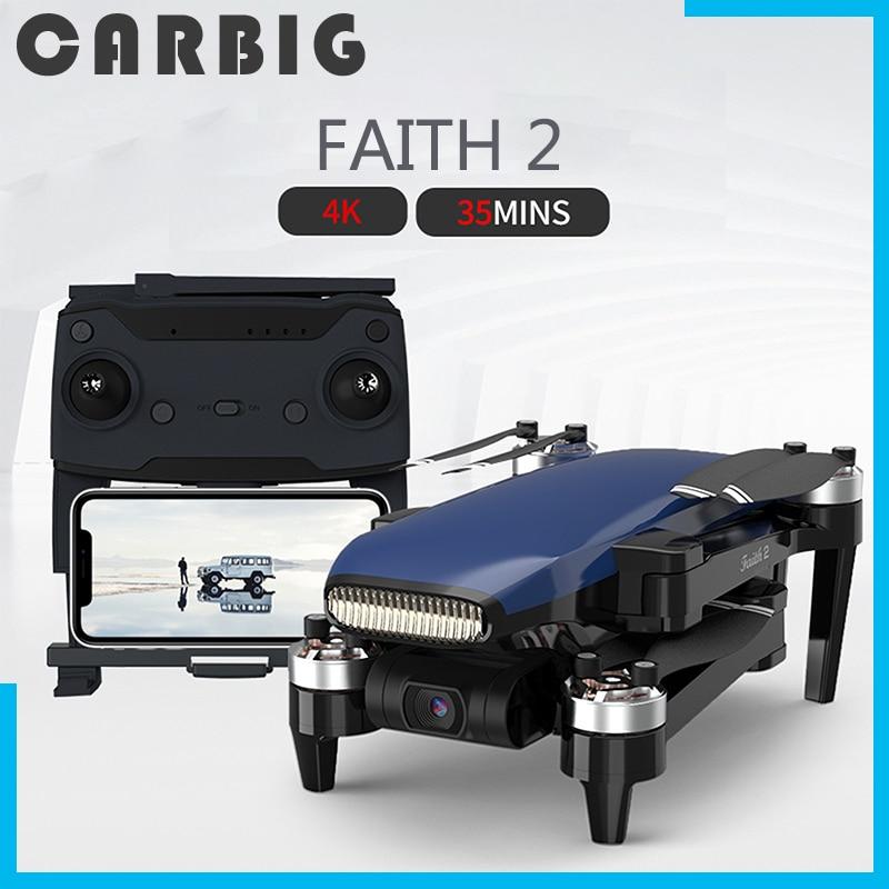 Cfly FAITH2-Dron con WIFI 5G, 5KM, FPV, GPS, 4k, cámara Profesional, 3...