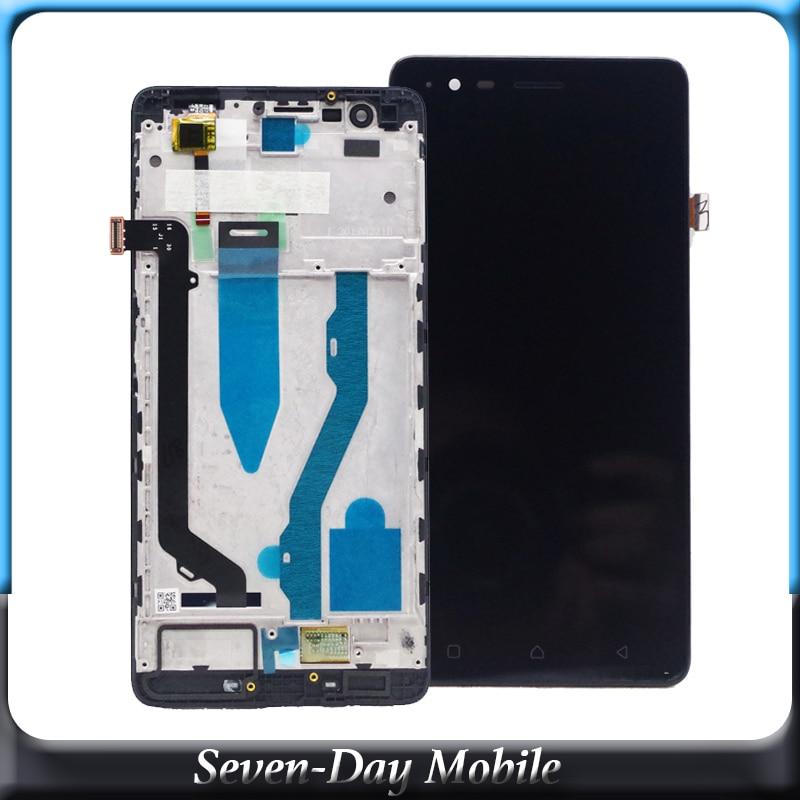 Para Lenovo K4 Note pantalla LCD con reemplazo del digitalizador de pantalla táctil para Lenovo A7010 repuestos de pantalla LCD herramientas gratis