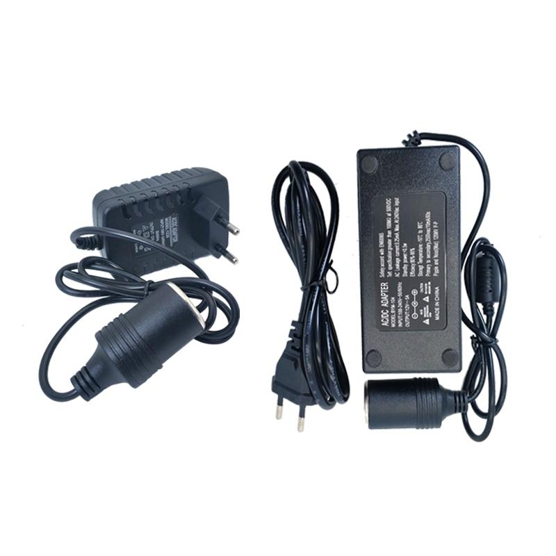 Трансформаторы переменного тока, 220 В в 12 В, 2 А, 5 А, 8 А, 10 А, адаптер питания, преобразователь автомобильного прикуривателя, трансформаторы 220 ...
