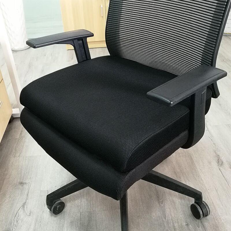 Cojín de asiento de silla de ruedas médico de espuma de alta resistencia y presión relajante