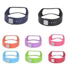 Correa de reloj de pulsera de repuesto para  Silicone Band Sports wristband Samsung Galaxy Gear Fit