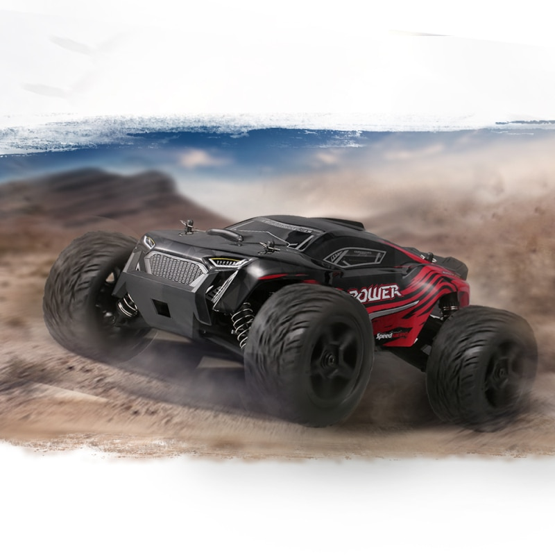 2.4G 1:16  4WD Remote Control Truck Car 40KM/H High Speed RC Racing Car Toy Off-Road Buggy Drift Car Vehicle Waterproof  gifts enlarge