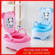 Pot de bébé pour enfants garçons   Siège de toilette, pot de bébé, formation, Portable poêle de toilette, dossier confortable, Pots Cartoon