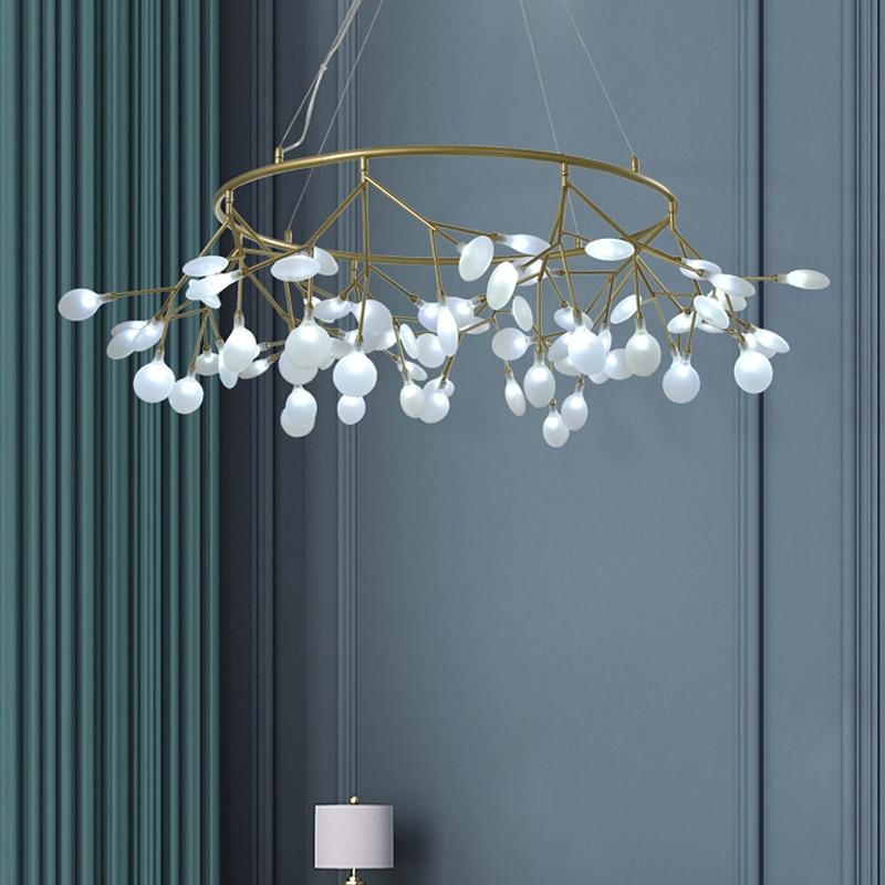 مصباح سقف led بتصميم إسكندنافي دائري ، متوفر باللونين الأسود والذهبي ، إضاءة داخلية ، إضاءة سقف زخرفية ، مثالية لغرفة المعيشة أو غرفة النوم أو ...