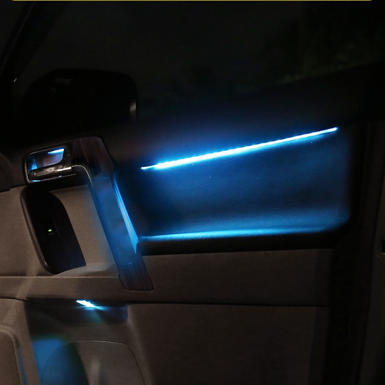 For Toyota Prado Refitted Vehicle Within Ambience Light Decorative Member 2010-2020 2700/4000 Foot Lamp