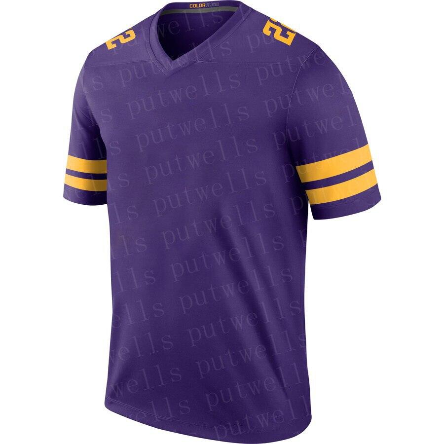 Color de fútbol americano San Francisco Minnesota Jersey Kirk primos Danielle Hunter Harrison Smith Kyle Pubolph Peterson camisetas