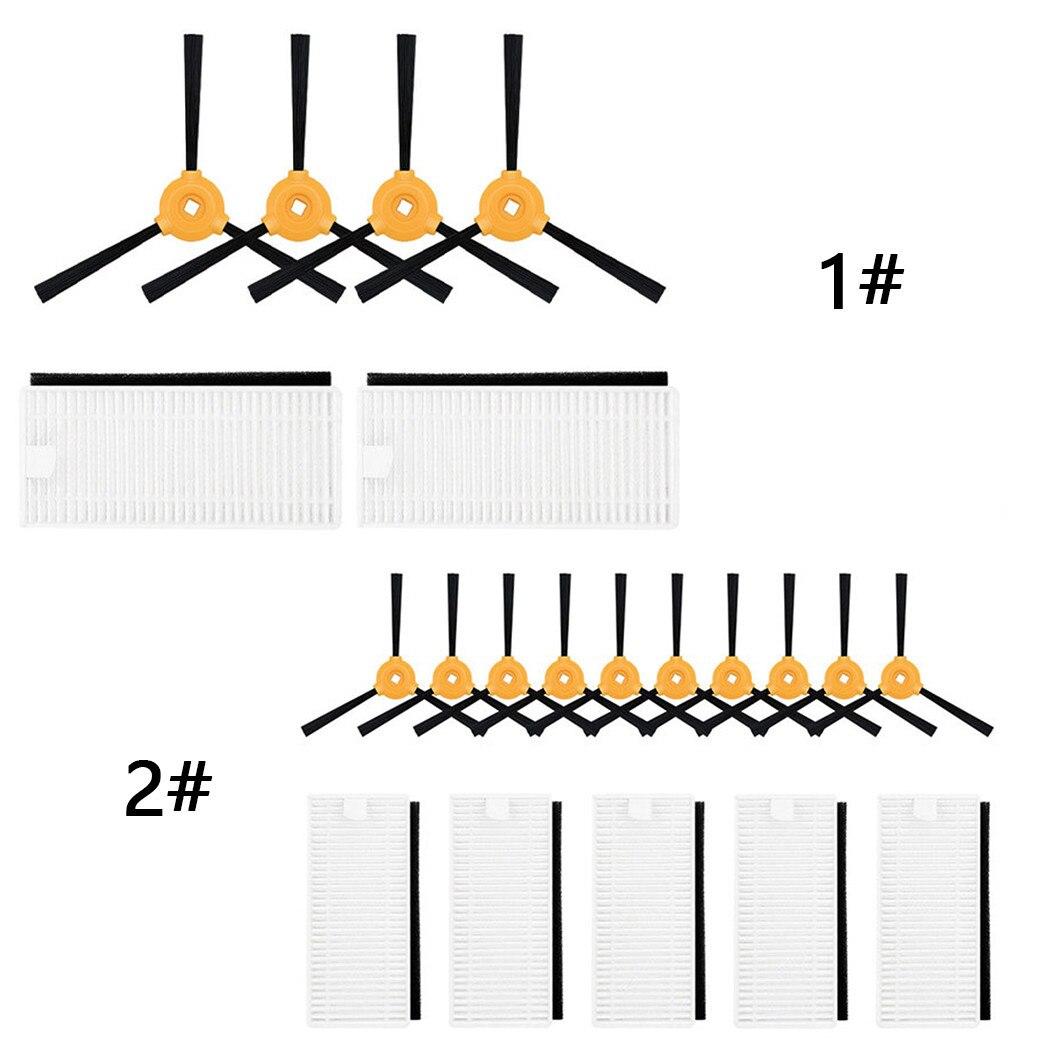 Filter Side Brush For Lefant M200/M201/M501 Robotic Vacuum Cleaner Parts Filter Side Brush For Lefant M200/M201/M501