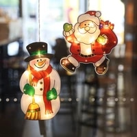 2021 christmas tree decoration lighting outdoor led lights home fairy lamp santa claus birthday party supplies new year gifts