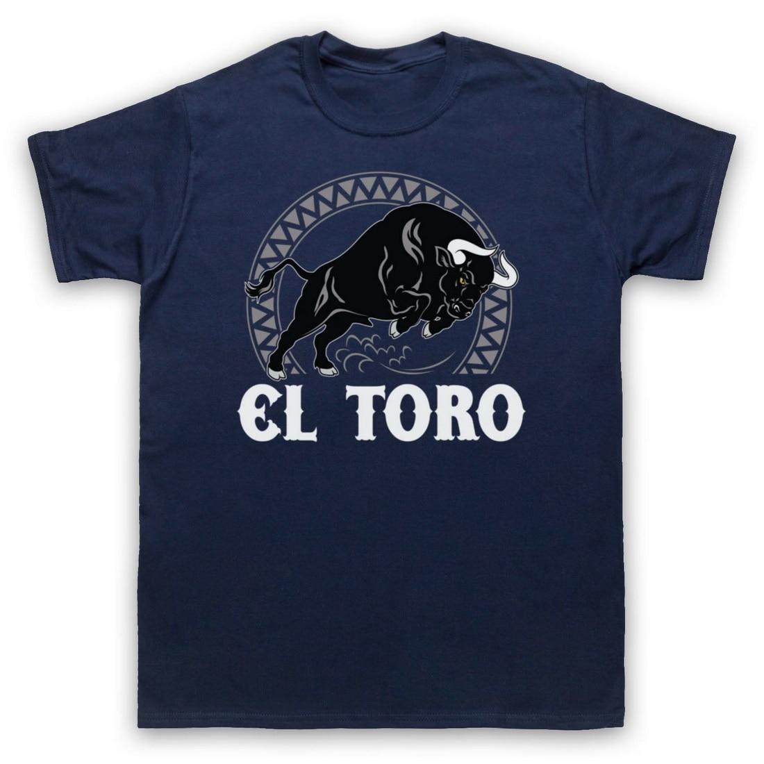 EL TORO SPANISH BULL COOL RETRO SPAIN CULTURE ANIMAL MENS WOMENS Men Tops Tee T Shirt Graphic T-Shirt
