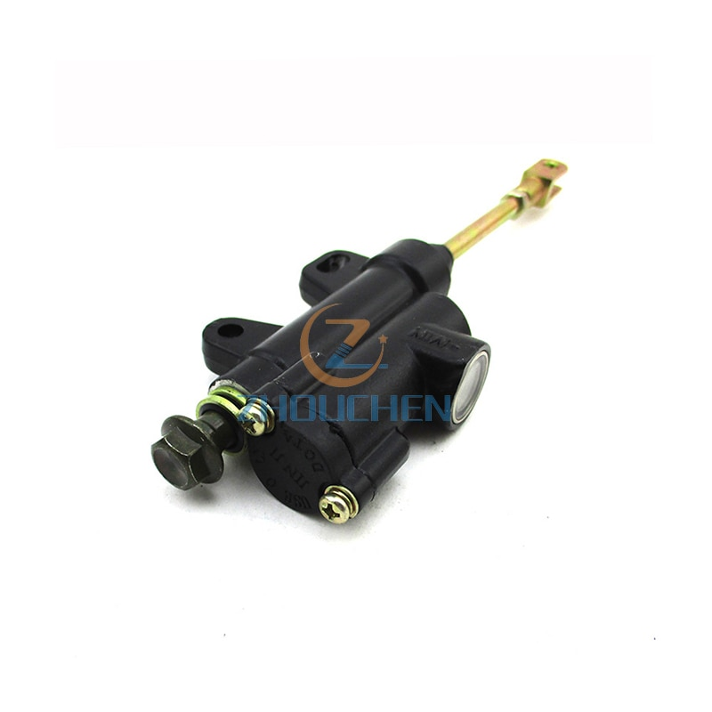 Rear Brake Master Cylinder Pump For SSR YCF Lifan YX CRF KLX TTR Pitster Pit Dirt Bike 110cc 125cc 140cc