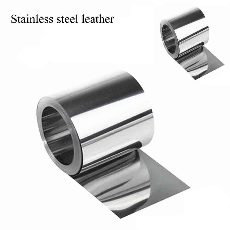 Тонкая пластина из нержавеющей стали 304, тонкая пластина из нержавеющей стали, квадратная пластина из нержавеющей стали 0,01-3 мм