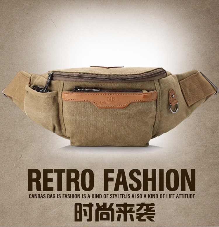 Military Men Tactical Waist Bag Outdoor Sports Hiking Hunting Riding Army Pouch Bags Climbing Belt Bag