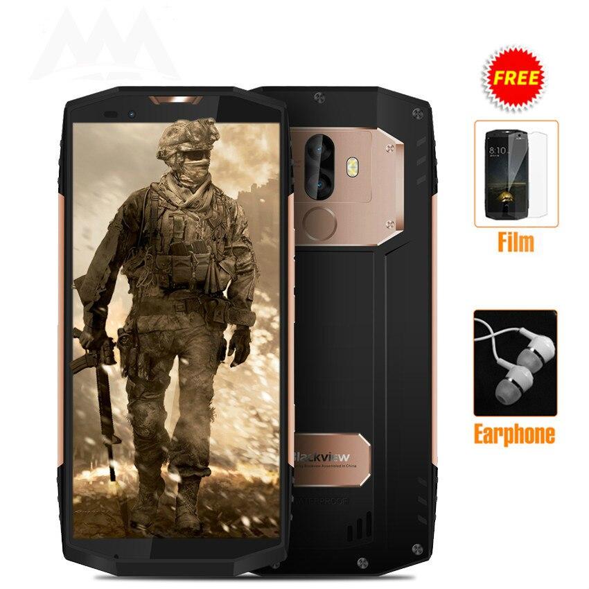 Blackview BV9000 PRO IP68 Waterproof shockproof mobile phone Android 7.1 5.7