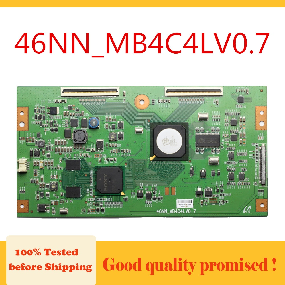 "Placa Tcon 46NN_MB4C4LV0.7 para SONY 46 ""placa lógica de TV 46NN MB4C4LV0.7 placa Original KDL-46W5500 LTY460HF07 LJ94-01953H.. Etc"