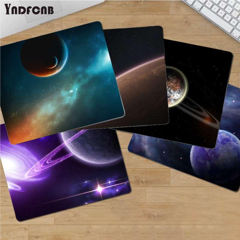 YNDFCNB новая игра Вселенная звездное небо ноутбук компьютерный коврик для мыши для CS GO/LOL Гладкий коврик для письма настольные компьютеры мат ...