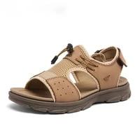 men sandals summer leisure beach holiday sandals men shoes new outdoor male lightweight comfortable casual sandals men sneakers
