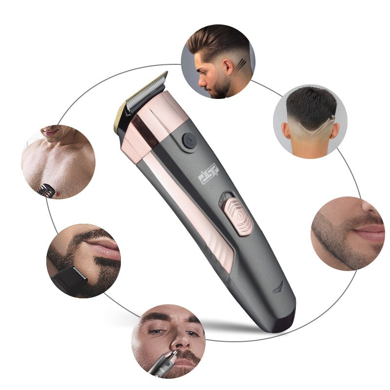 Household Multifunctional Electric Barber Oil Head Electric Push Shear Set enlarge