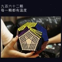 original high quality shengshou megaminxeds 9x9x9 magic cube petaminxeds 9x9 speed puzzle christmas gift ideas kids toys