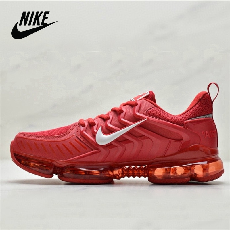 Zapatillas para correr NIKE AIR MAX 2019 SEEED, color rojo, talla 40-45