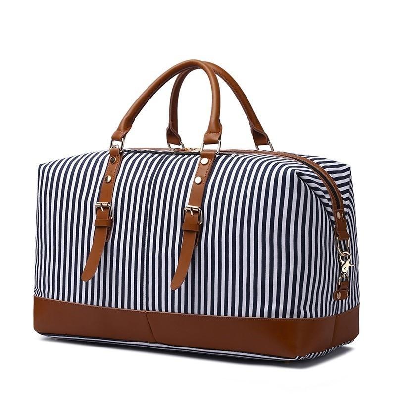 Bolsa de lona de Viaje de noche de fin de semana de transporte equipaje de mano necesita Viaje 2019 nuevo Torebki Damskie Bolsas Masculina