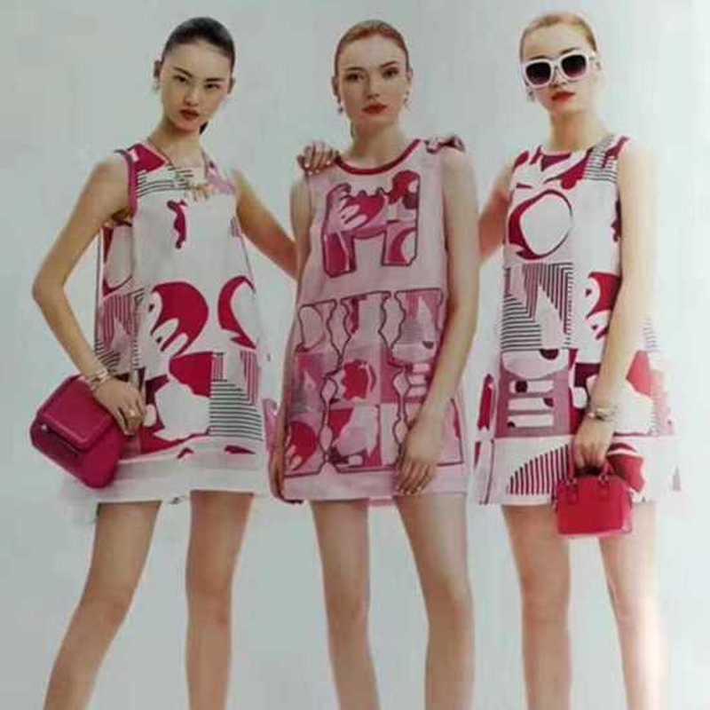 Dropship VITIANA, Vestido corto de playa para mujer para verano 2020, sin mangas, rojo suelto, para fiesta, minivestidos