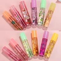 6pcs lip gloss base mirror lipgloss lip tint transparent focallure lipstick make up beauty glazed makeup cosmetic waterproof