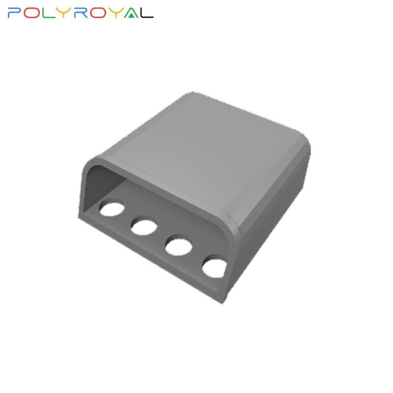 Building Blocks Technical parts Sports car exhaust 1 PCS MOC Compatible With brands toys for children 6797