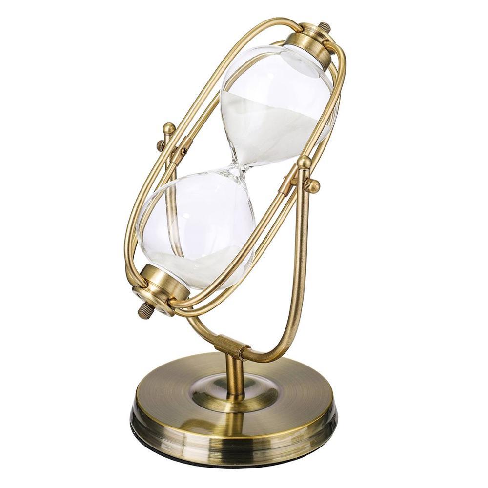 60 Minute Sand Hourglass Timer Sandglass Countdown Timing Sandglass Sand Clock Timer Nordic Home Decor