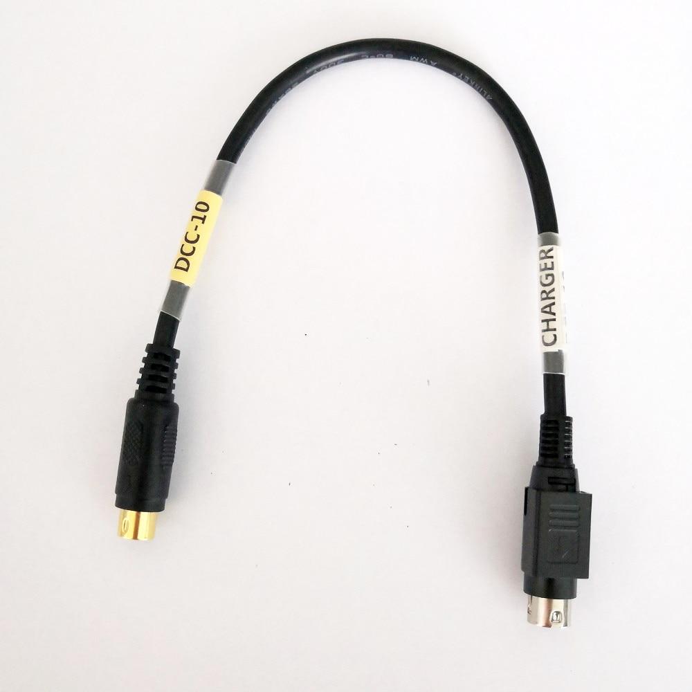 Freies Verschiffen DCC-10 Ladegerät Kabel Power Kabel für Fujikura 50s FSM-50S FSM50S Fusion Splicer Made in China