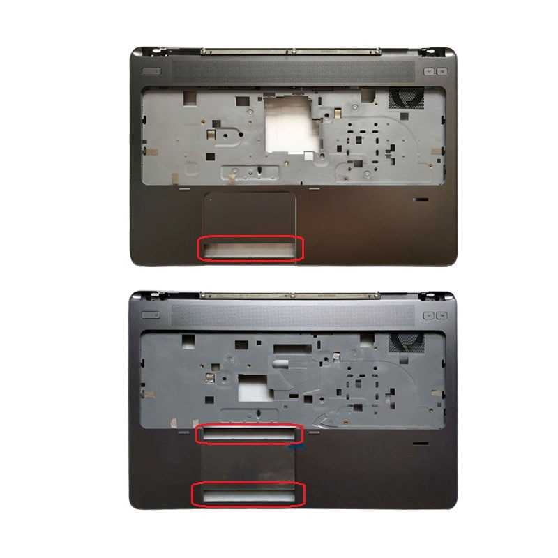 НОВЫЙ для HP ProBook 650 G1 Серый чехол для ноутбука с подставкой в сборе Y3201 P/N 738708-001 738709-001