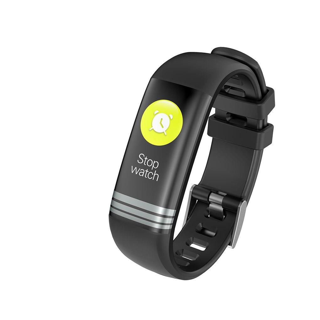 "Reloj inteligente G26S con ritmo cardíaco IP67 impermeable para correr al aire libre pulsera deportiva para correr 0,96 ""Pantalla Passometer reloj de pulsera"