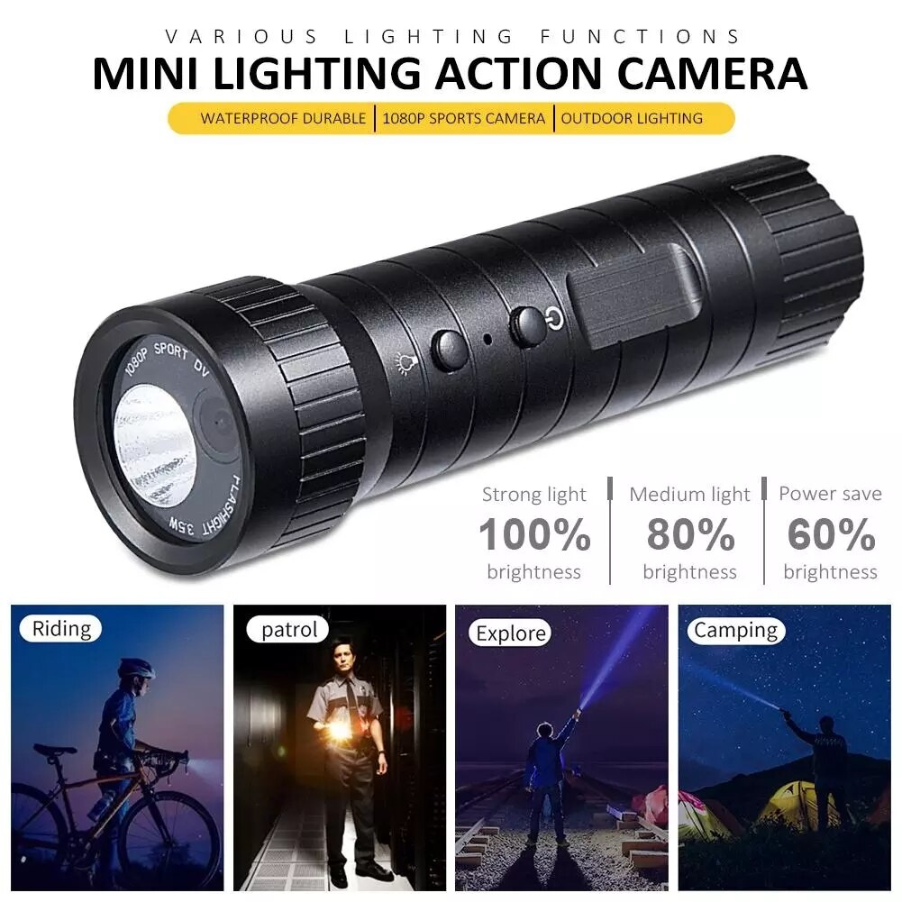 New arrival Mini F9 Camera HD Bike Motorcycle Sports Action Camera Video DVR Camcorder Car digital Video Recorder auto vehicle