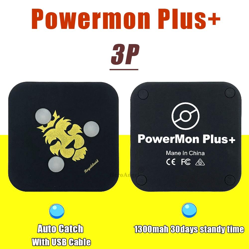 جديد 3P السيارات الصيد Powermon بلوتوث متوافق الذكية التفاعلية الشكل لعب لبوكيمون الذهاب زائد مع بطارية قابلة للشحن