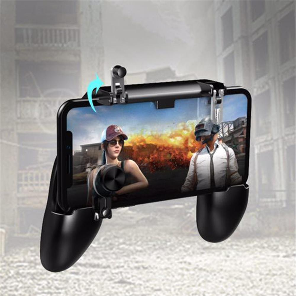 W11 Joystick Gamepad juego móvil todo en uno almohadilla libre de fuego PUBG controlador de juego para móvil PUBG L1 R1 disparador por juego