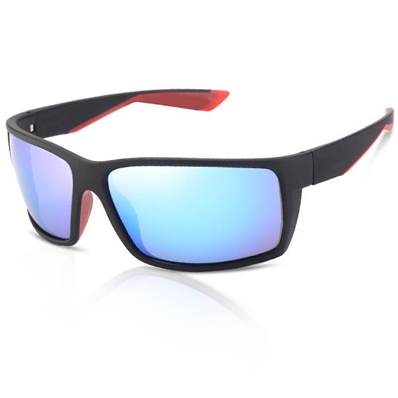580P Polarized Sunglasses Men Classic Square Driving Sun Glasses Male Reefton Sunglasses For Men UV400 Oculos