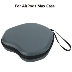 Headphone Over Ear Case Hard Eva Travel Storage Case For Apple Airpods Max High Quality Protector Bags Accessories