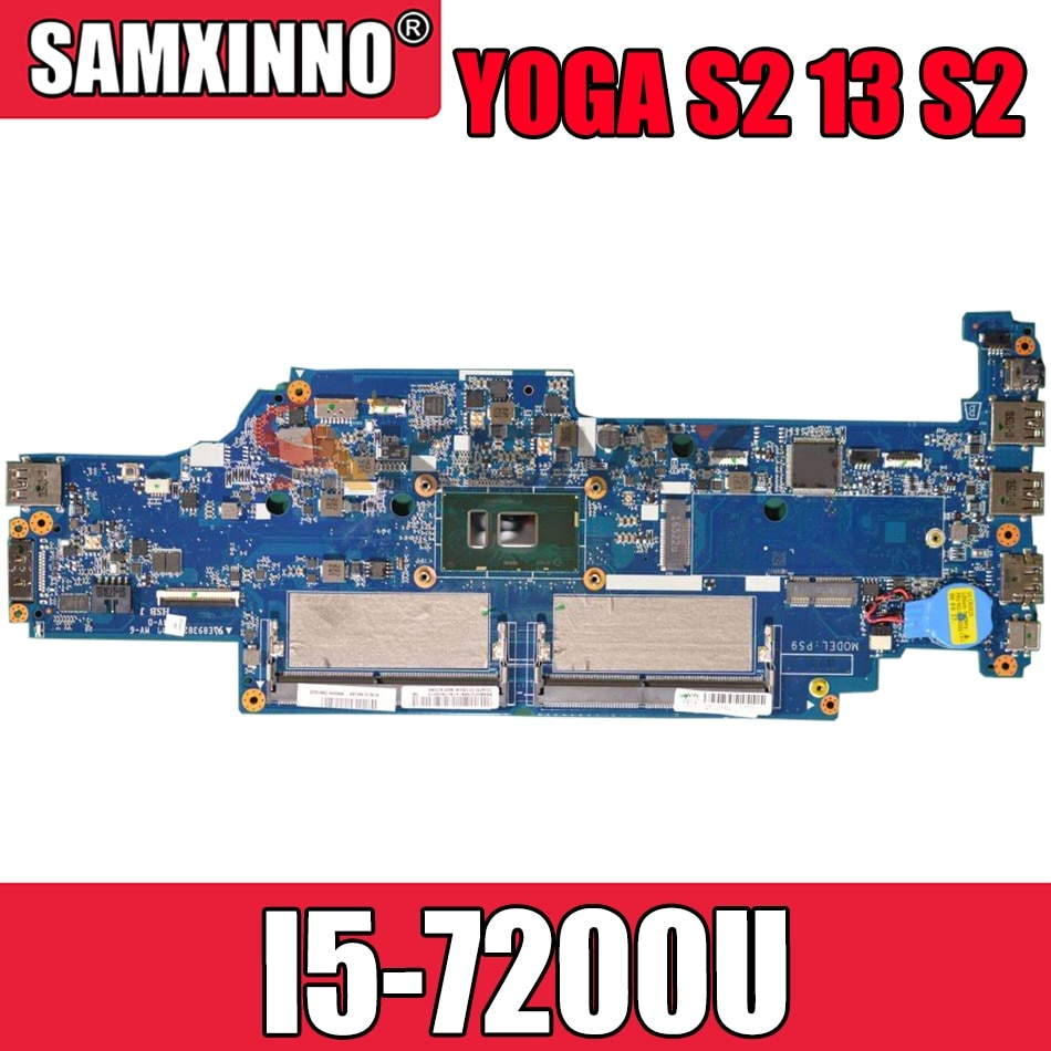 ?????? ??????? ?????? ?????? S2 13 S2 ?????? SR2ZU I5-7200U ?????? DA0PS9MB8E0 01YT021 01HW974 DDR4