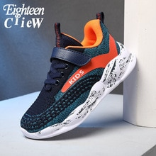 Size 28-39 Children Casual Shoes Sneakers Kids Boys Shoes Fashion Soft Bottom Sneakers Sport Shoes f