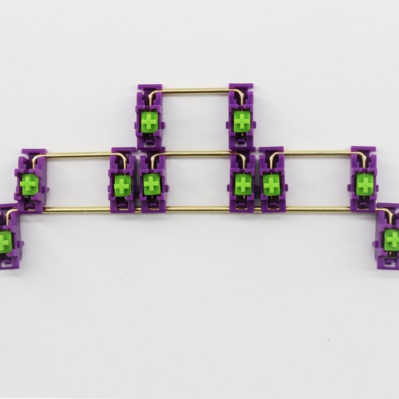 Stabilizer Plate Mounted Mechanical Keyboard Customized Repair Plate Stabilizer Stabilizers for Mechanical Keyboard enlarge