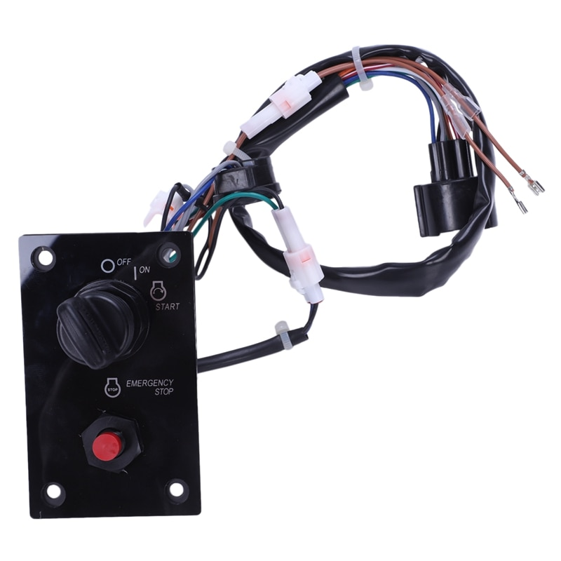 Для Suzuki подвесной ключ с одним зажиганием панель 37100 96J25|Электронное зажигание| |