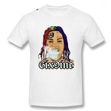Boy 6ix9ine T shirt Casual Top design New Arrival T Shirt S-5XL Short Sleeve