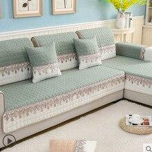 Antypoślizgowa narzuta na sofę Protector szezlong cztery pory roku Universal Stretch corner poduszka na sofę Sofa ręcznik 1/2/3/4-seater do salonu